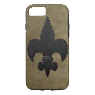 Velvet Saints Fleur De Lis iPhone 8/7 Case