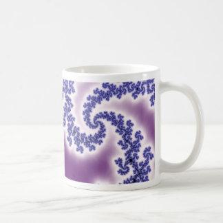 Velvet Spiral, Velvet Spiralby Serenity Questi Classic White Coffee Mug