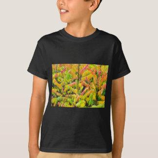 Velvet tree in autumn colors T-Shirt