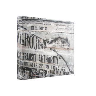 Velvet Undergroun Wrapped Canvas Canvas Prints