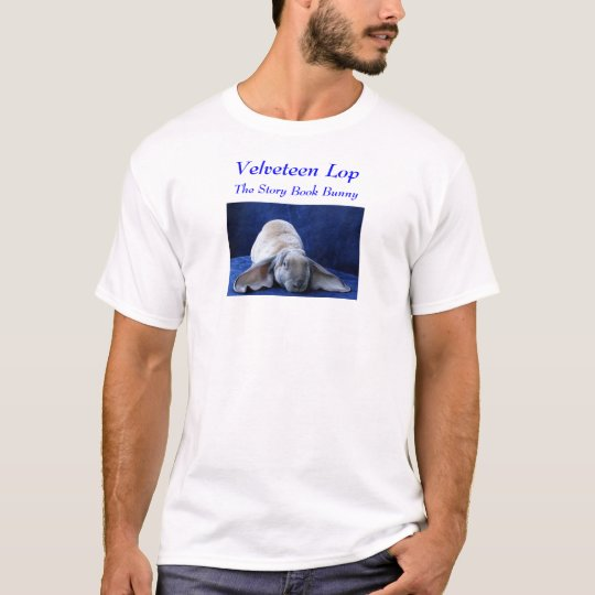 Velveteen Lop, The Story Book Bunny T-Shirt