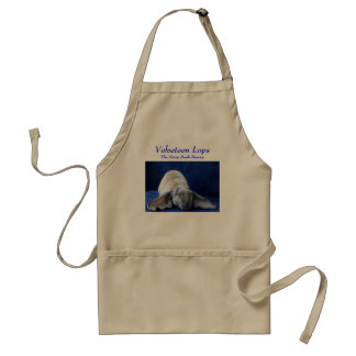 Velveteen Lops, The Story Book Bunny Adult Apron