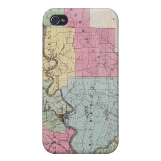 Venango Co, PA iPhone 4 Fundas