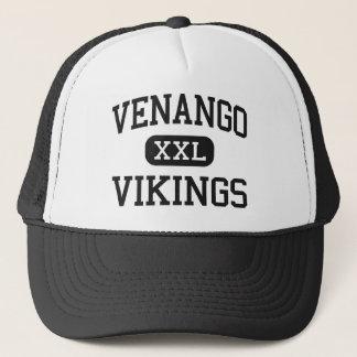 Venango - Vikings - Catholic - Oil City Trucker Hat