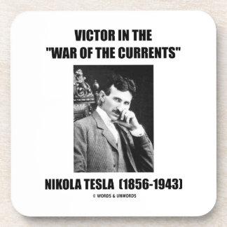 Vencedor de Tesla en la guerra de la física de las Posavasos