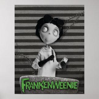 Vencedor Frankenstein Póster