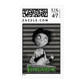 Vencedor Frankenstein Timbres Postales