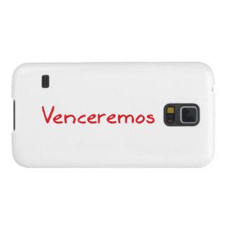 Venceremos Galaxy S5 Cases