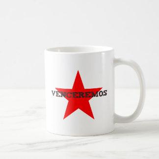 venceremos coffee mug