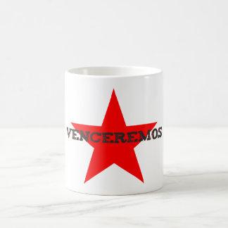 venceremos coffee mugs