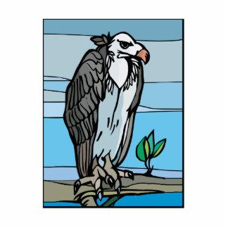 Venda Vulture Statuette