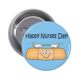 Vendaje caprichoso del día de las enfermeras de la pins