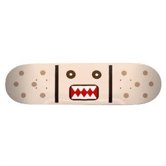 Vendaje del pegamento del monstruo patines personalizados