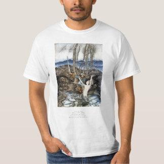 Vendedor Colvill y la camisa de la sirena