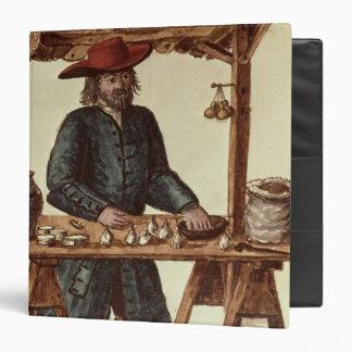 Vendedor veneciano del tabaco