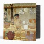 Vendedores de la salchicha y del queso