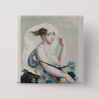 Vendemiaire , first month of Republican Calendar Pinback Button