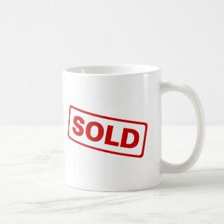 Vendido Taza De Café