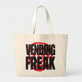 Vending Freak Tote Bags