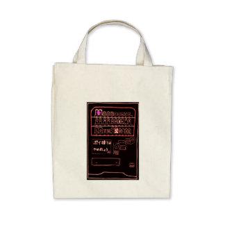 Vending machine bag