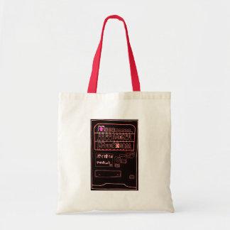 Vending machine canvas bag