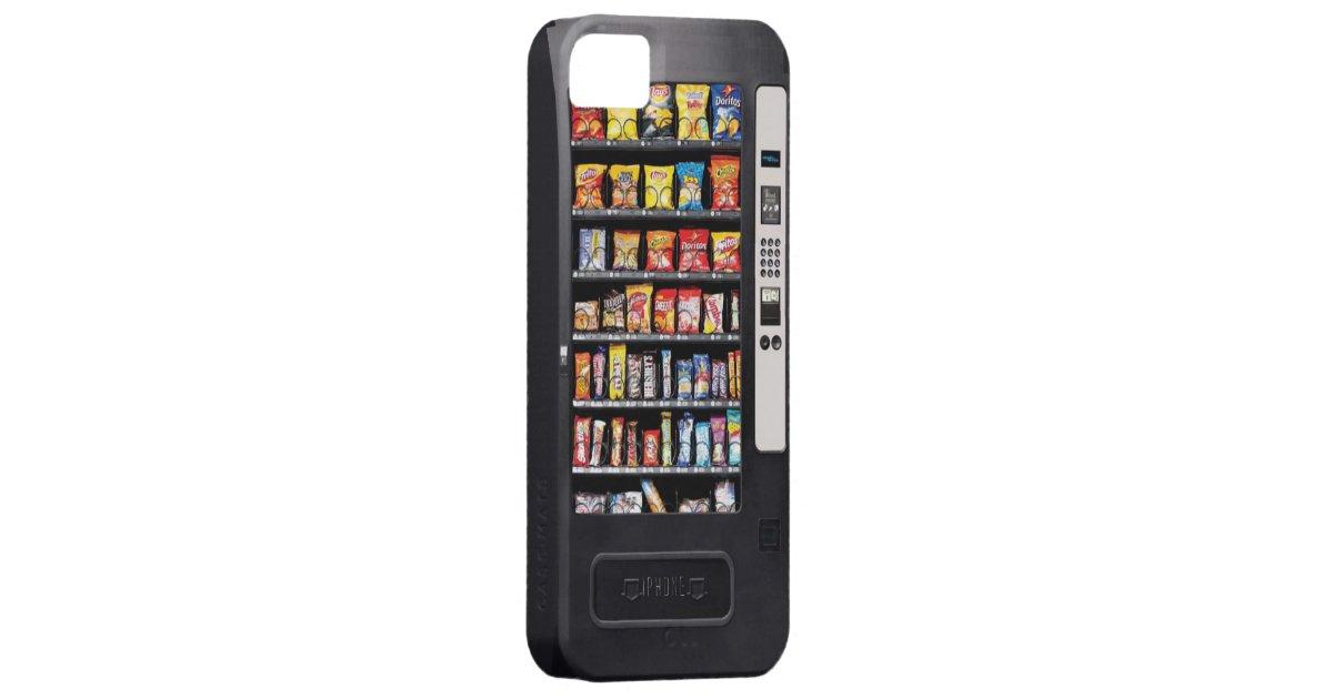 vending machine iphone case | Zazzle.com