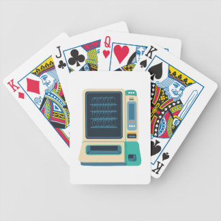 Vending Machine Bicycle Playing Cards