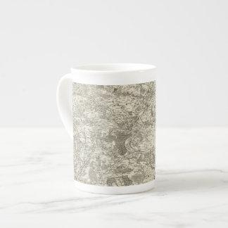 Vendome Taza De Porcelana