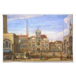 Venecia 1715 de St Mark Manteles Individuales