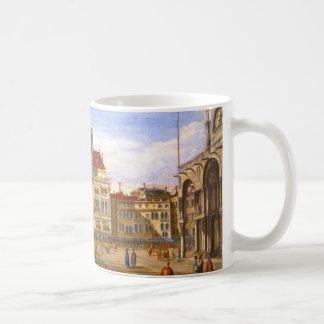 Venecia 1715 de St Mark Taza Clásica