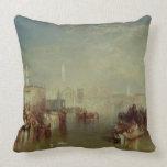 Venecia, 1840 almohada