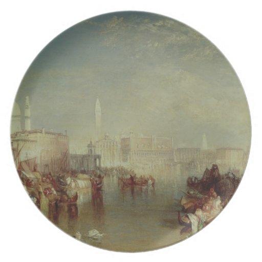 Venecia, 1840 platos de comidas