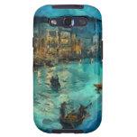 Venecia Canale grande Samsung Galaxy S3 Carcasas