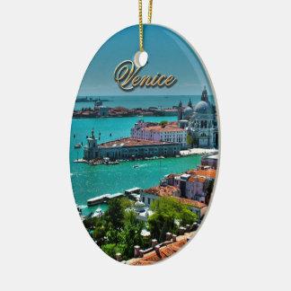 Venecia Ornamento De Navidad