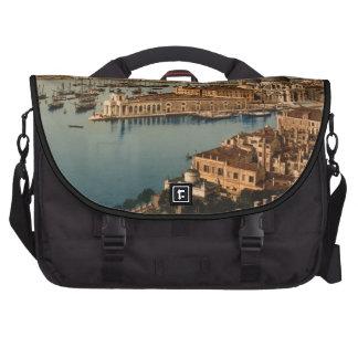 Venecia del campanil I, Italia Bolsas Para Portatil