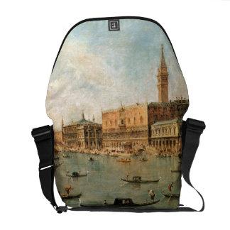 Venecia: El Molo del dux el palacio y de los vagos Bolsa De Mensajeria