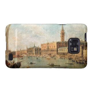 Venecia: El Molo del dux el palacio y de los vagos Galaxy SII Carcasas