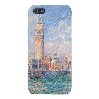 Venecia (el palacio) del dux Pierre-Auguste Renoir iPhone 5 Carcasa