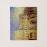 Venecia, el puente de suspiros de J.M.W. Turner Puzzles