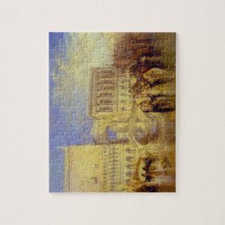 Venecia, el puente de suspiros de J.M.W. Turner Rompecabezas Con Fotos
