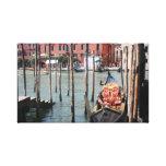 Venecia estiró la impresión de la lona lona envuelta para galerías