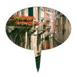 Venecia Figura Para Tarta
