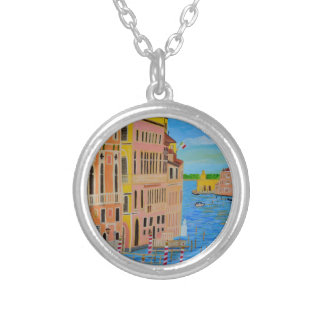 Venecia hermosa 2 colgante redondo