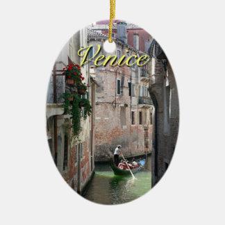 Venecia hermosa Italia Ornaments Para Arbol De Navidad