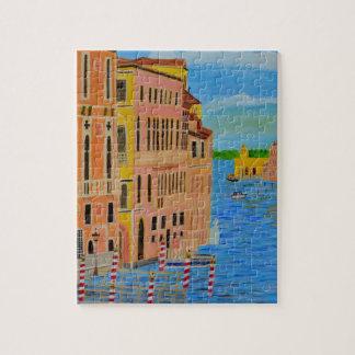 Venecia hermosa puzzle