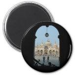 Venecia Imán Redondo 5 Cm