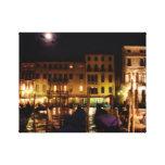 Venecia Impresiones En Lienzo Estiradas