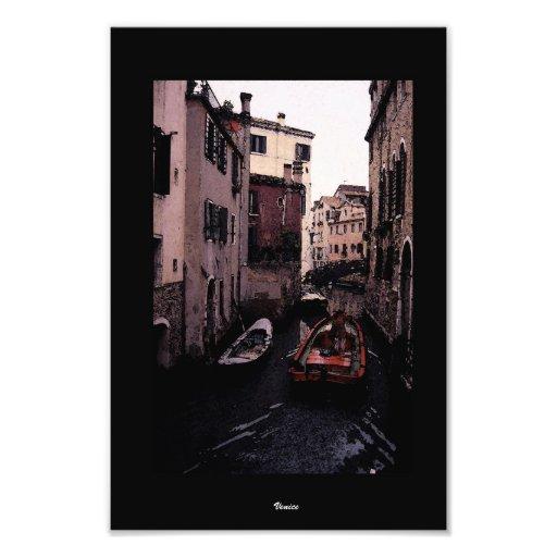 Venecia Impresiones Fotograficas