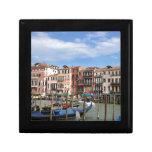 Venecia, Italia 2 Caja De Recuerdo