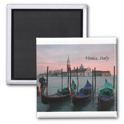 Venecia, Italia 2 (por St.K.) Iman Para Frigorífico